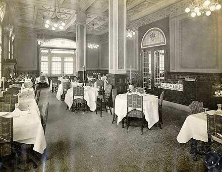 Restaurant Dearborn Chicago